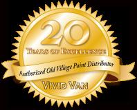 VIVID VAN CO.,LTDはオールドビレッジの正規代理店です。